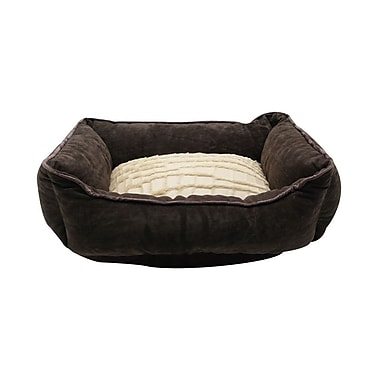 Hagen Catit X-Small Style Cuddle Savage Cat Bed; Brown/Beige