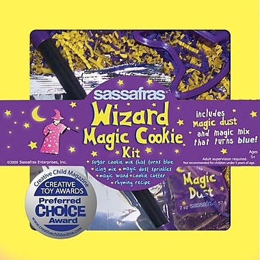 Sassafras Mini Wizard Magic Cookie Set