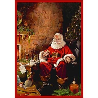 Milliken RJ McDonald Christmas Party Area Rug; Rectangle 2'8'' x 3'10''