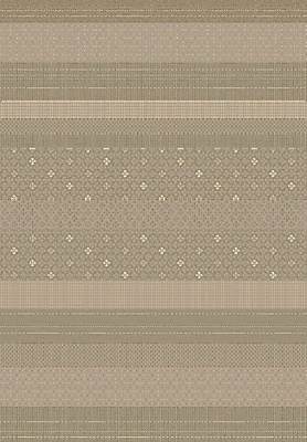 Dynamic Rugs Imperial Taupe Area Rug; Rectangle 2' x 3'11''