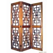 Wayborn 78'' x 60'' Medieval Chamber 3 Panel Room Divider