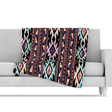 KESS InHouse Aylen Fleece Throw Blanket; 60'' L x 50'' W