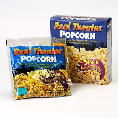 Wabash Valley Farms Real Theater Popcorn Popping Kit