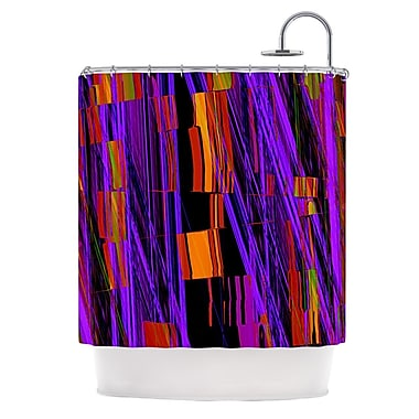 KESS InHouse Threads Shower Curtain