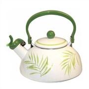 Corelle Bamboo Leaf 2.5-qt. Whistling Tea Kettle