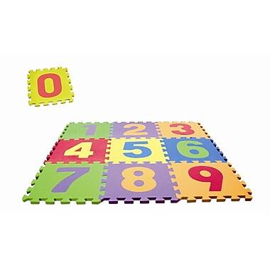 edushape Edu Tiles Toy Set; Letters Set