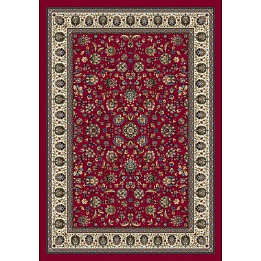 Milliken Signature Persian Palace Ruby Area Rug; Rectangle 7'8'' x 10'9''