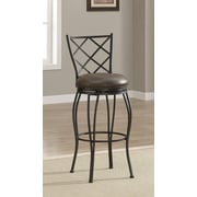 American Heritage Ava 26'' Swivel Bar Stool