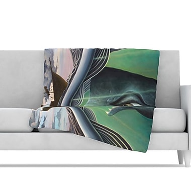 KESS InHouse Jonah Throw Blanket; 60'' L x 50'' W