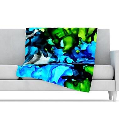 KESS InHouse Chesapeake Bay Throw Blanket; 60'' L x 50'' W