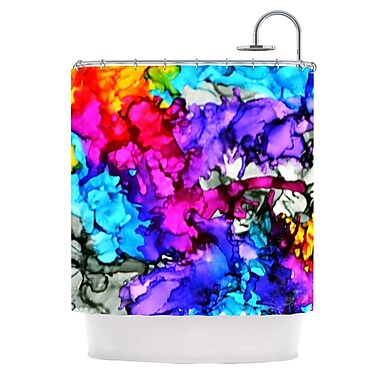 KESS InHouse Indie Chic Shower Curtain
