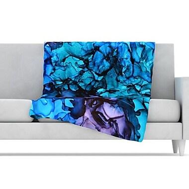 KESS InHouse Lucid Dream Throw Blanket; 40'' L x 30'' W
