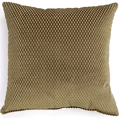 Dakotah Pillow Fino Knife Edge Throw Pillow (Set of 2)