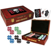 Dart World Sons of Anarchy Collectors Edition Poker Set