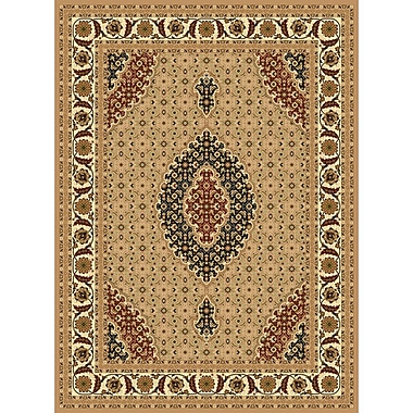 Rug Factory Plus Mona Lisa Beige Rug; 5'4'' x 7'5''