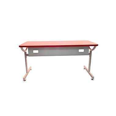 Winport Industries 60'' x 24'' Rectangular Activity Table