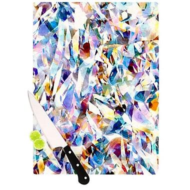 KESS InHouse Buzz Cutting Board; 11.5'' H x 8.25'' W x 0.25'' D