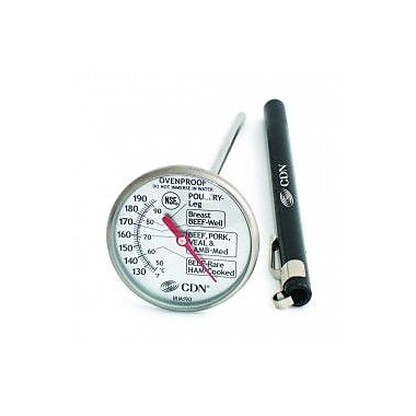 CDN ProAccurate Insta-Read Ovenproof Meat/Poultry Thermometer