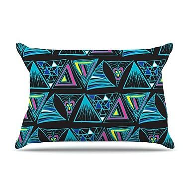 KESS InHouse Its Complicated Pillowcase; King