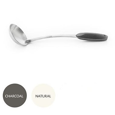 Natural Home Moboo Ladle; Charcoal