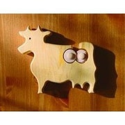 McGowan FireStone Cow Shaped Knife Sharpener