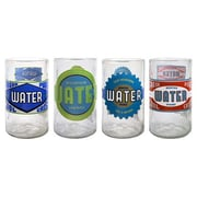 Artland Upcycle Spring Water Juice Glass (Set of 4)