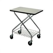 Wesco Industrial Foldaway AV Cart