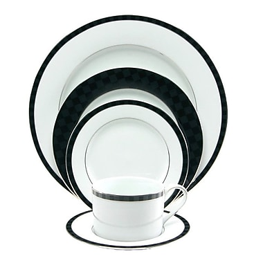 Nikko Ceramics 5 Piece Place Setting, Service for 1