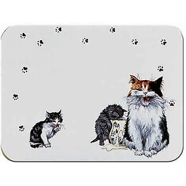 McGowan Tuftop Cats Whiskers Cutting Board; Small (9''x12'')