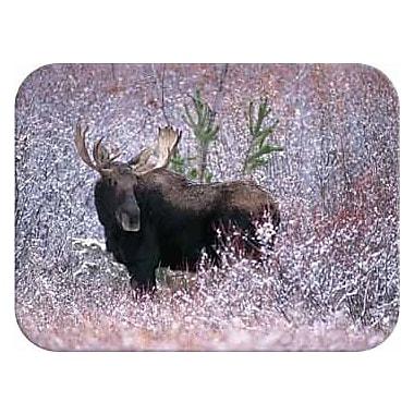 McGowan Tuftop Christmas Moose Cutting Board; Small (9''x12'')