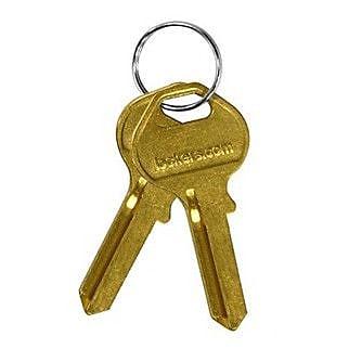 Salsbury Industries Blank Key (Set of 50)