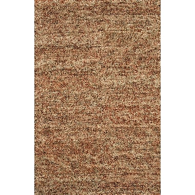Noble House Eyeball Brown Area Rug; 8' x 11'