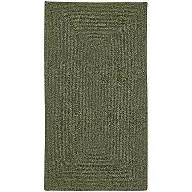 Capel Manteo Sage Area Rug; Runner 2' x 8'