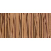 Wooded River Autumn Leaf Gathered Bed Skirt; California King