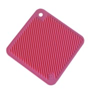 SO COOL Pot Holder Trivet; Pink