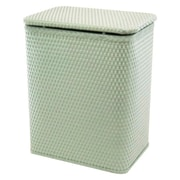Redmon for Kids Chelsea Pattern Laundry Hamper; Sage Green