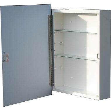 American Pride Oxford 16.5'' x 30.5'' Surface Mount Medicine Cabinet