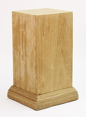 Zentique Inc. Cottage Pedestal Plant Stand