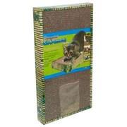 Ware Manufacturing Sit-N-Scratch Scratching Board; Double (8.25'' H x 2'' W x 10.25'' D)