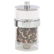 William Bounds Rita 4.5'' Acrylic Salt Shaker - Pepper Mill Combo