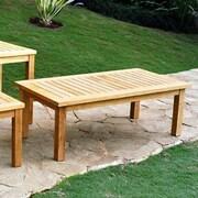 Three Birds Casual Newport Coffee Table