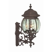 Woodbridge Basic 4-Light Outdoor Sconce