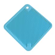 SO COOL Pot Holder Trivet; Light Blue