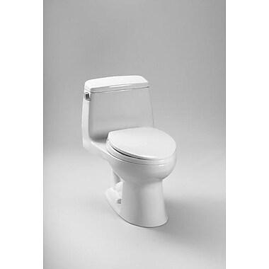 Toto UltraMax Eco 1.28 GPF Round One-Piece Toilet; Bone