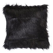 Wooded River Black Fox Euro Sham