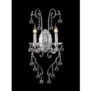 Dale Tiffany Mansfield 2-Light Wall Sconce