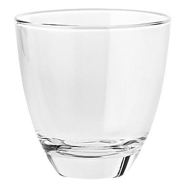 EGO Full Moon Glass (Set of 6); 3.3'' H x 3.4'' W x 3.4'' D