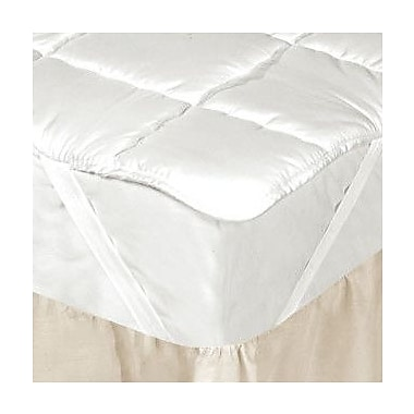 DownTown Company Mattress Pad; Twin
