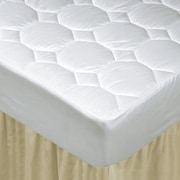 DownTown Company Luxury Cotton Mattress Pad; Twin