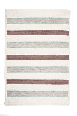 Colonial Mills Allure Misted Green Rug; Rectangle 12' x 15'